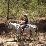 Horseback riding at Buena Vista