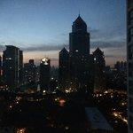 Good morning Bamgkok. View from room