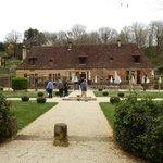 Entrance to Chez Julien