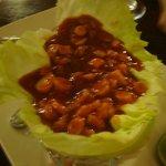 Ceviche de pulpo - USD 20