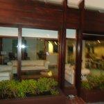 fachada do hotel  Florinda
