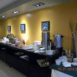 Buffet Café