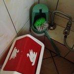 gran arredo da toilette a 4 stelle!!!