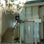 Small but servicable elevator