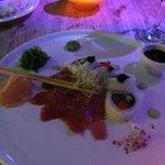 Wonderful sushi/sashimi