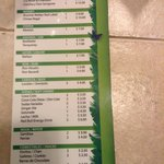 check out prices