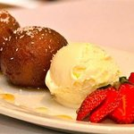 Gulab Jamun Dessert