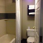 2BR Suite - Queen Bedroom Bathroom (TUB)