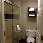 2BR Suite - King Bedroom Bathroom (Shower Only)