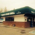 Great steak grill