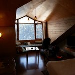 Studio room... Small but comfy... Nice view
