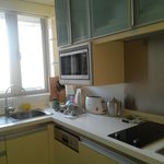 Kitchen, tiny but good