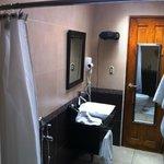 El baño de mi habitación