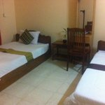 very spacious rooms