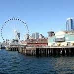 Downtown Seattle from Argosy Cruise