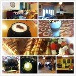Cafe Perk Bumthang Bhutan
