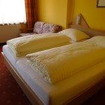 Gasthof Junior - Das Zimmer