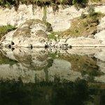 Wanganui River Reflections II