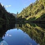 Wanganui River Reflections VII