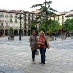 En la Plaza del Mercado