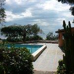 voor wie wil zwemmen en zonnen op Casa Rossa