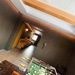 Salon gier w Hotelu Piaskowym