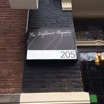 The Neighbour's Magnolia Hotel | FlyyBlkGrl - April 2014