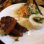 5 spice BBQ pork