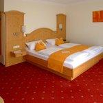 Alpenhotel Rieger, das Zimmer