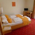 Alpenhotel Rieger, das Zimmer2