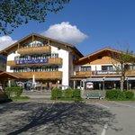 Alpenhotel Rieger, von Aussen