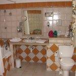 Il bagno!!