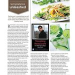 Tempting Reviewed i one of the leading Indian Magazines