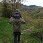 Camino vuejo a Ribera