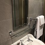 Newly refurbished shower rooms