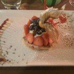 tartelette à la fraise