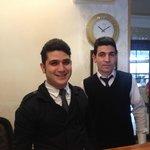 Hotel Tashkonak Staff