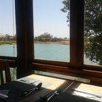 Very nice restaurant view - breakfast