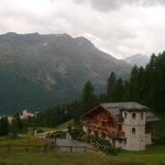 view from Chantarella