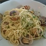Pasta with White Wine & Clams