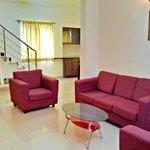 Penthouse - 3BHK Duplex Living Hall