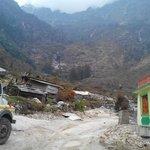 Tashi Yankhel Hotel - Backdrop