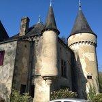 Château depuis derrière