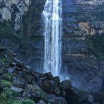 The Karkloof Water Falls on the reserve - spectacular scenery and reached by a scenic and well c