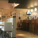 Bar e Sala delle colazioni/Pranzo/Cena