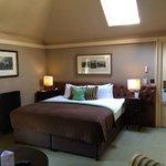 the room Prince (The lodge)