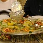 mix di pesce fresco