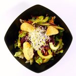 create your own salads. YUM