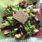 La salade campagne