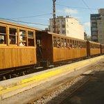 Tren en Palma